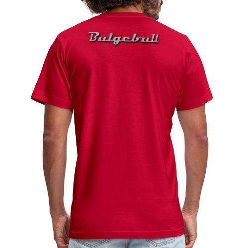 BULGEBULL METAL3 - Unisex Jersey T-Shirt by Bella + Canvas