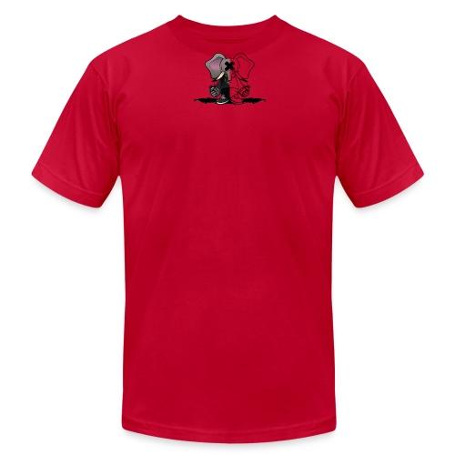 6758ee18205561 562c5a3374b46 - Men's Fine Jersey T-Shirt