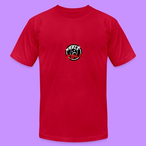 Maple Cult Circle - Men's Fine Jersey T-Shirt