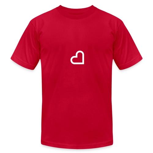 Minder Heart - Men's Fine Jersey T-Shirt