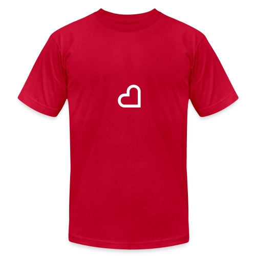Minder Heart - Men's  Jersey T-Shirt