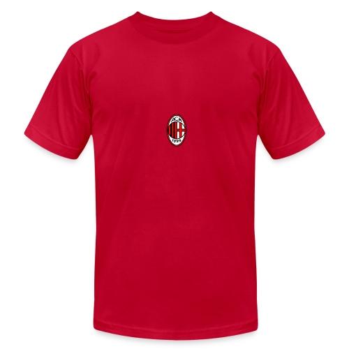 AC Milan - Men's Fine Jersey T-Shirt