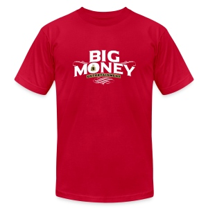 Big Money LifeStyle - Men's Fine Jersey T-Shirt