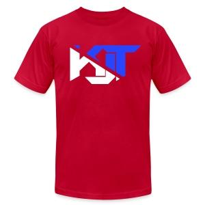 KiingJayyyTv - Men's Fine Jersey T-Shirt