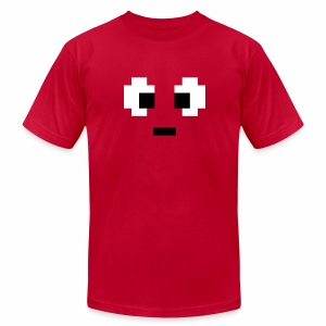 Face Logo Derpish - Men's Fine Jersey T-Shirt