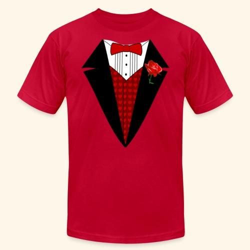 happy valentine Shirt for men - Men's Fine Jersey T-Shirt