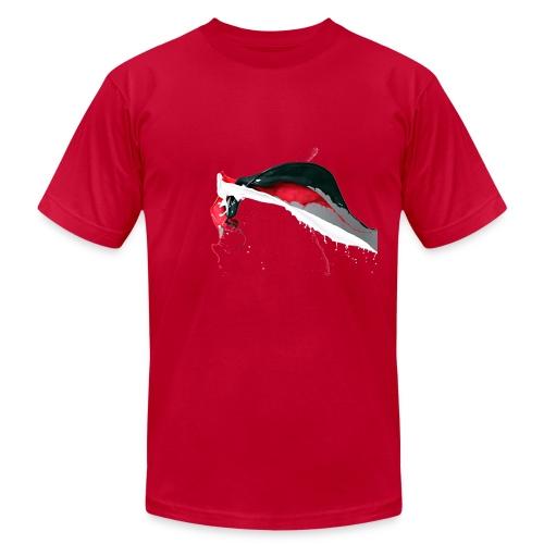color splash 2 - Men's Fine Jersey T-Shirt