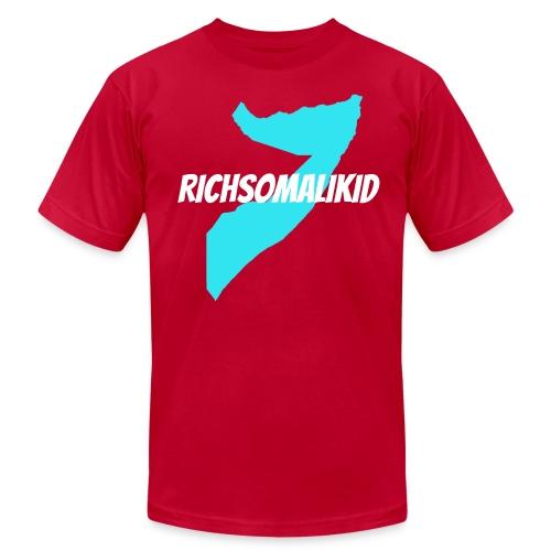 Richsomalikid Somali - Men's Fine Jersey T-Shirt