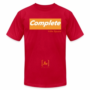 Complete the Square [fbt] - Men's Fine Jersey T-Shirt