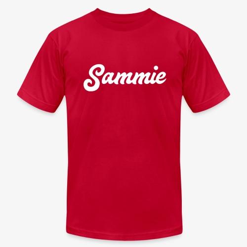 Sammie Merch Gear - Men's Fine Jersey T-Shirt