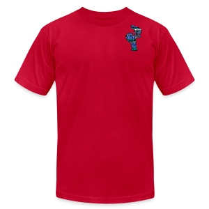 canvas - Men's Fine Jersey T-Shirt