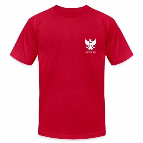 Indonesia Raya 1945 - Men's Fine Jersey T-Shirt