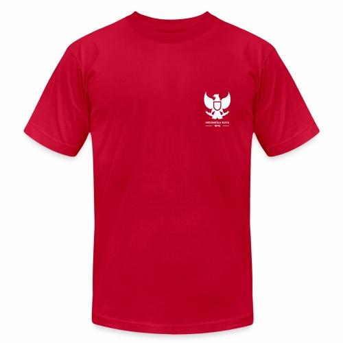 Indonesia Raya 1945 - Men's  Jersey T-Shirt