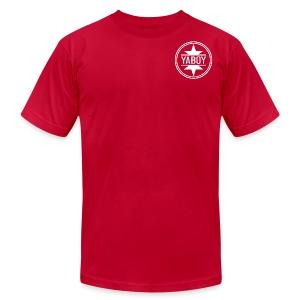 YaBoyLogo - Men's Fine Jersey T-Shirt