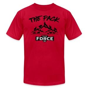 The Pack - Men's Fine Jersey T-Shirt
