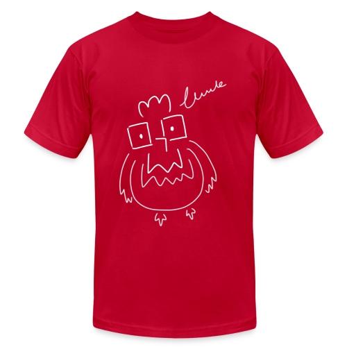 008 chicken - Men's Fine Jersey T-Shirt