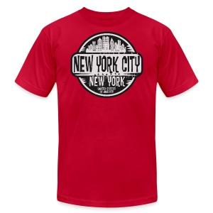 New York City - Men's Fine Jersey T-Shirt