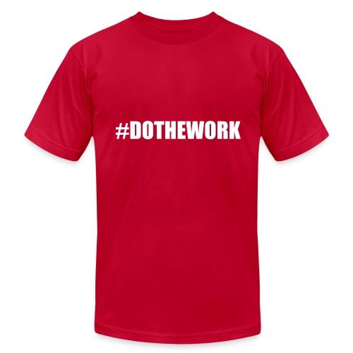 DOTHEWORK TEE - Men's  Jersey T-Shirt