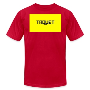 Yellow Thunder - Men's Fine Jersey T-Shirt