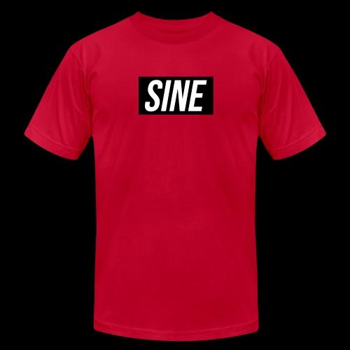 Sine - Men's Fine Jersey T-Shirt