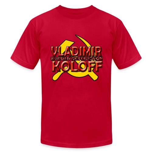 kolofflarge - Men's  Jersey T-Shirt