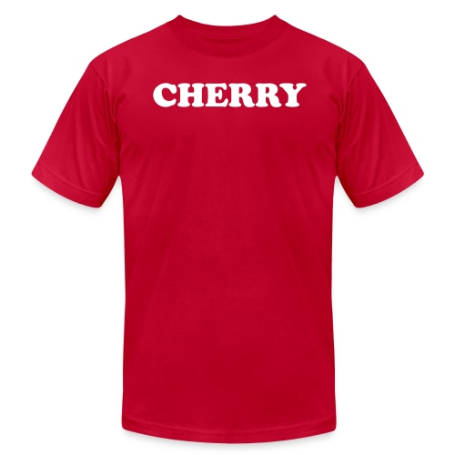 Cherry Fruitee - Men's Fine Jersey T-Shirt