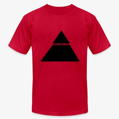 Abnormal Pyramid - Men's Fine Jersey T-Shirt