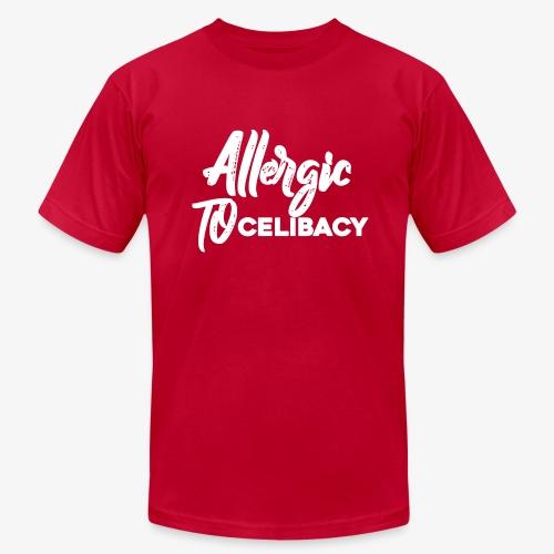 Allergic To Celibacy - Men's Fine Jersey T-Shirt