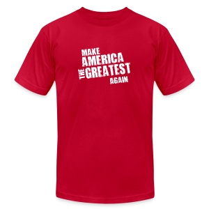 Make America the Greatest Again - Men's Fine Jersey T-Shirt