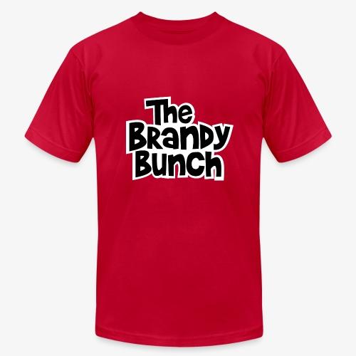 The Brandy Bunch Logo - Men's Fine Jersey T-Shirt