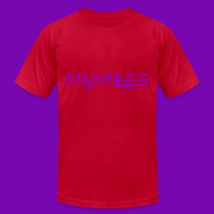 OnyxNess (Purple) - Men's Fine Jersey T-Shirt