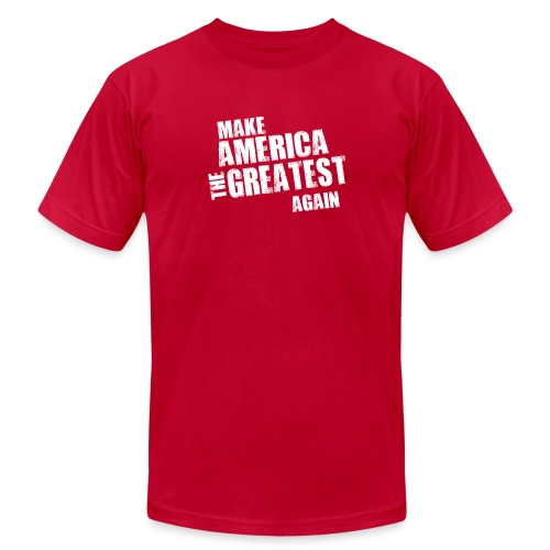 Make America the Greatest Again - Men's Fine Jersey T-Shirt