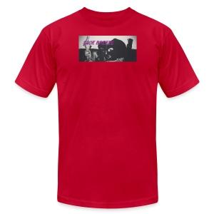 SIXIE BREEZE SQUAD - Men's Fine Jersey T-Shirt