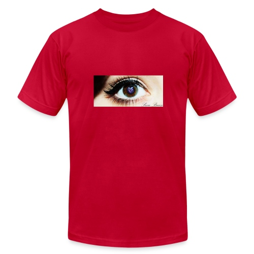 SIXIE BREEZE FLEEK 3 - Men's Fine Jersey T-Shirt