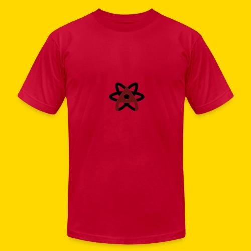 Atom Symbol - Men's  Jersey T-Shirt