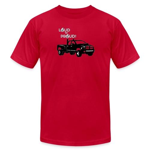 LOUD 'N' PROUD! - Men's Fine Jersey T-Shirt
