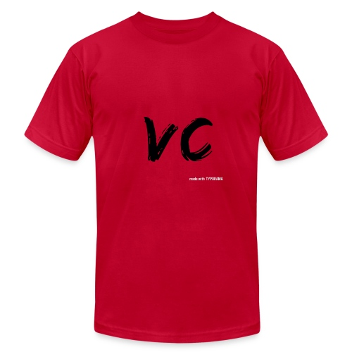 VOO Channel Logo - Men's Fine Jersey T-Shirt