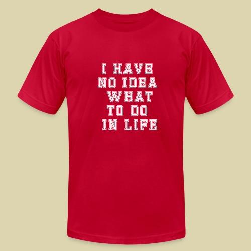 No Idea - Men's Fine Jersey T-Shirt