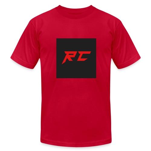 RED RC Logo - Men's  Jersey T-Shirt