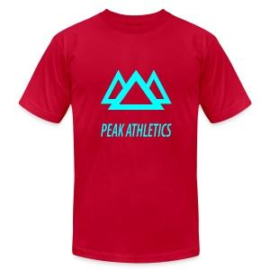 Peak Athletics - Men's Fine Jersey T-Shirt