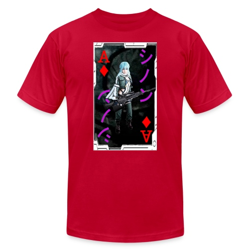 sinon3 - Men's Fine Jersey T-Shirt