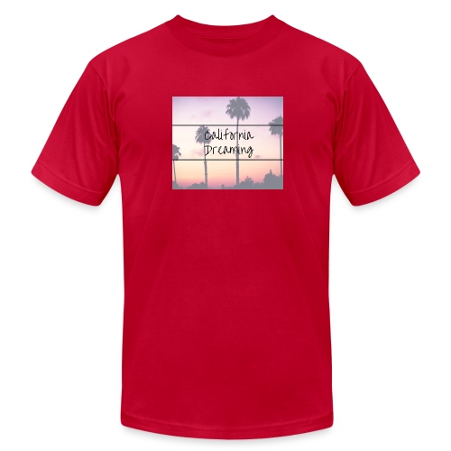 California dreamin - Men's Fine Jersey T-Shirt