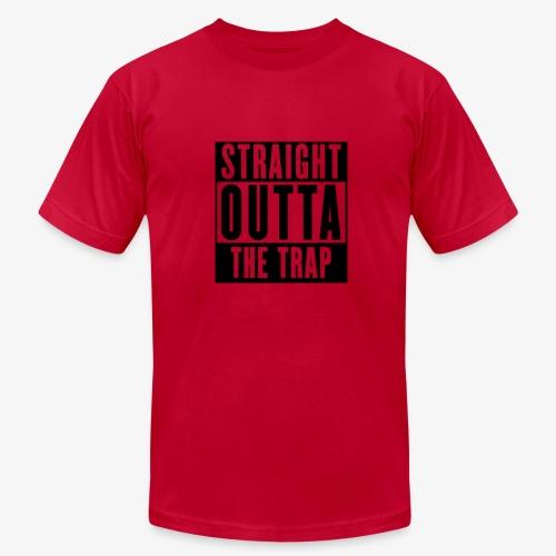Straight Outta The Trap - Men's Fine Jersey T-Shirt