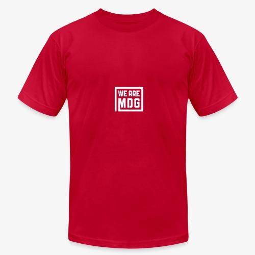 MDG Pocket Stamp - Men's Fine Jersey T-Shirt