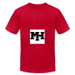 5728DD81 EC35 434B 9400 768D158D56B4 - Men's Fine Jersey T-Shirt