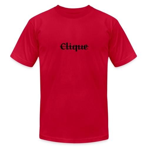 Clique OG Logo - Men's Fine Jersey T-Shirt