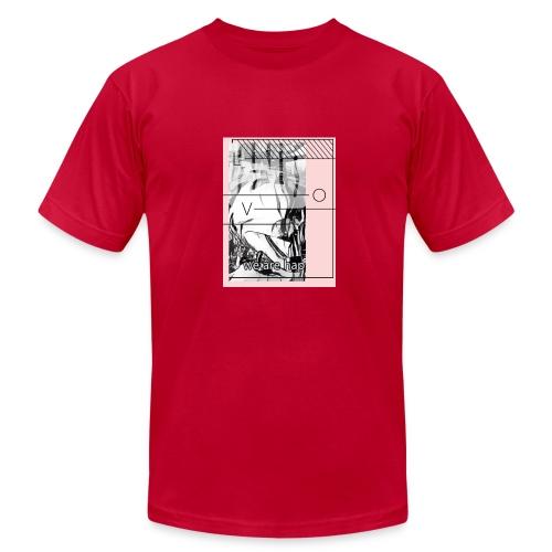 pp - Men's Fine Jersey T-Shirt