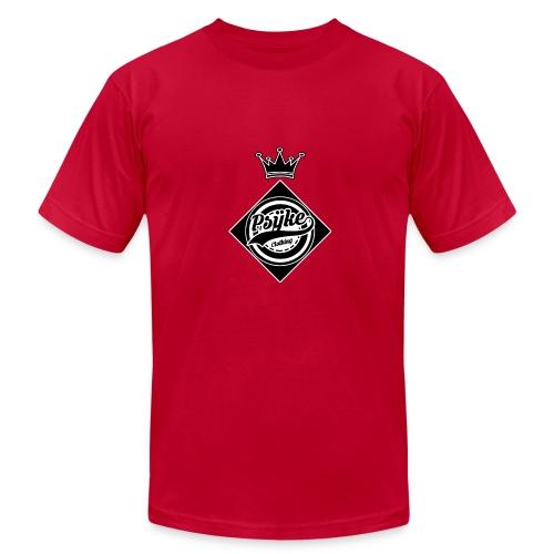 Psÿke Crown Logo - Men's Fine Jersey T-Shirt