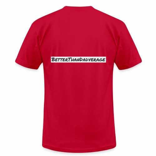 BetterThanDadverage - Men's Fine Jersey T-Shirt
