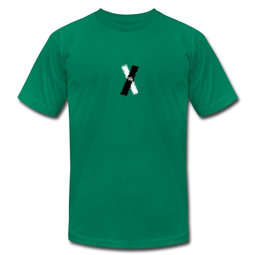Impacticalgamer brushed X - Men's  Jersey T-Shirt